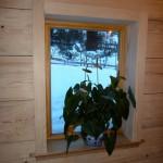 20.12. - Fenster über Treppe